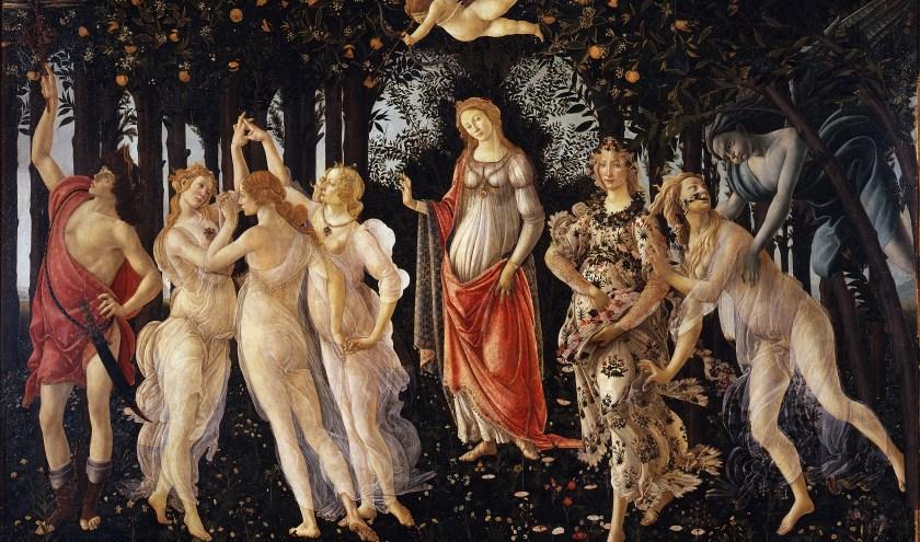 Botticelli La Primavera