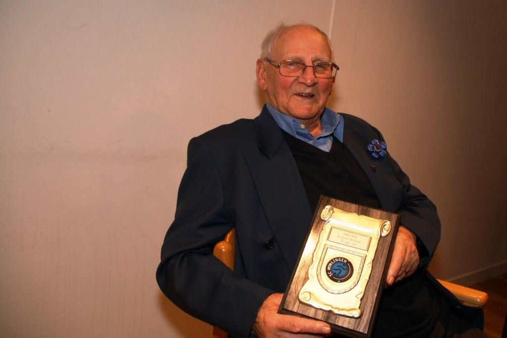 70 jaar: Gerhard Verduijn (foto: Emiel Hermsen en Hans Driessen)  © Hét Gemeentenieuws