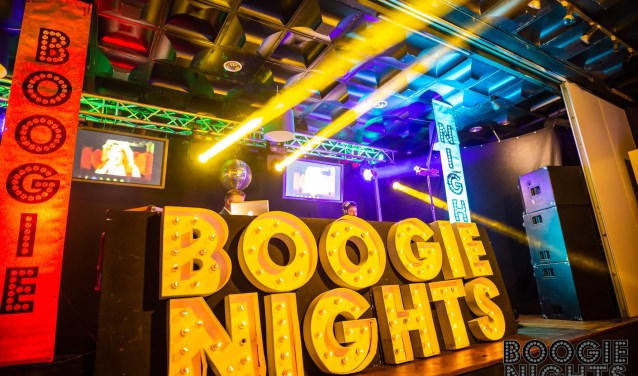 Impressie Boogie Nights. (foto: A J G Kaal)
