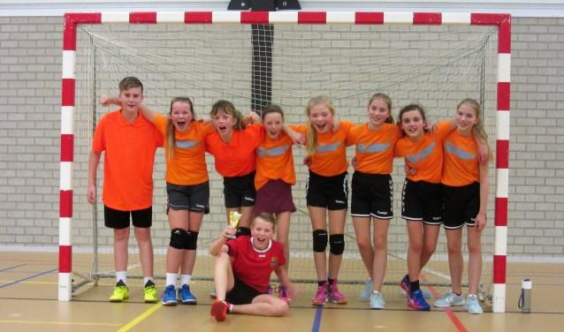 Het winnende team van Joannes 1.
