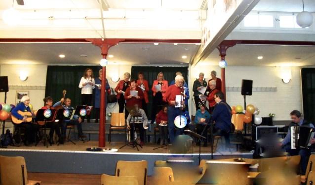 Deelnemers Zing en Swing