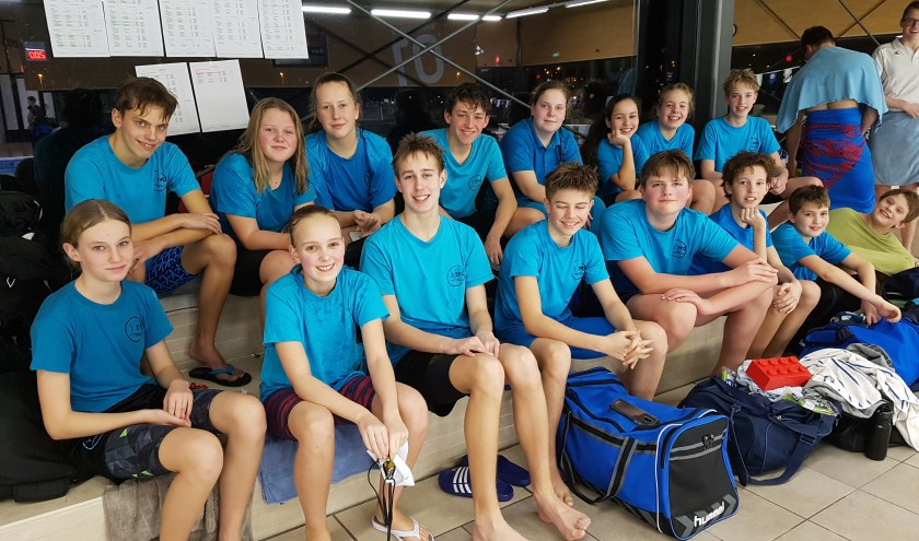 Zwemmers ZVO. (foto: Brendan McCarthy)