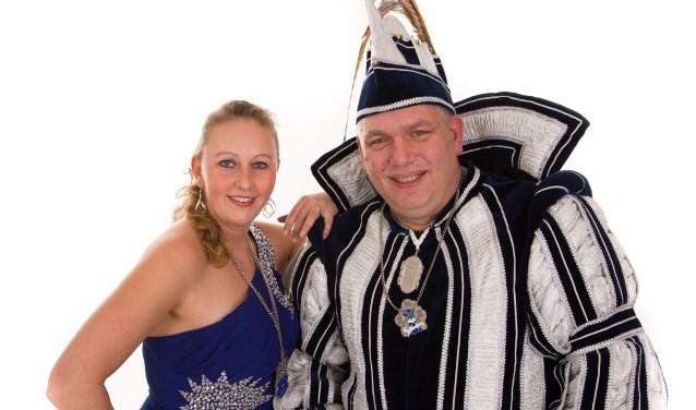 C.V. de Meulewiekers Prins Eddy en Hofdame Renate