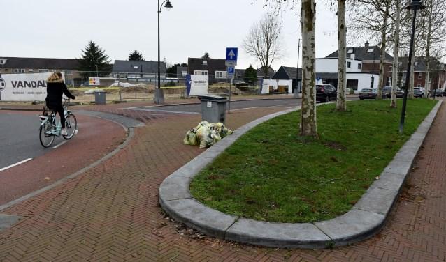 Het college verwacht dat de bouw van 24 huurappartementen in het voorjaar van start kan gaan. (foto: Sjaak Veldkamp)
