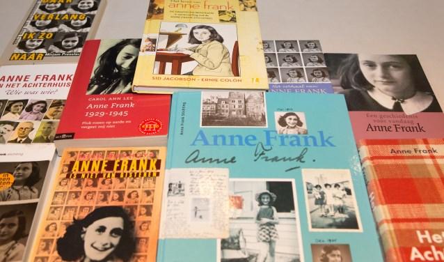 Anne Frank middag in het Bevrijdingsmuseum in Groesbeek. (foto: Archief Nationaal Bevrijdingsmuseum)