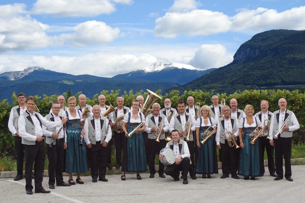 Isseltaler Musikanten. (foto: Paul Schouten) Foto: Paul Schouten © Hét Gemeentenieuws