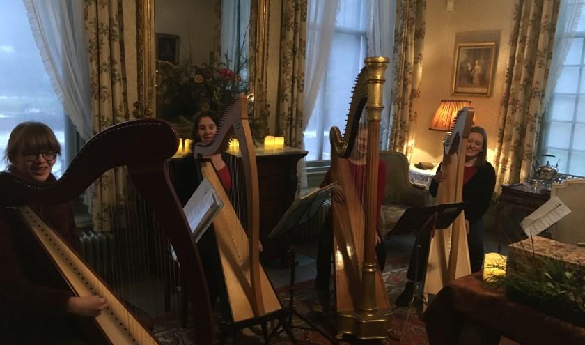 Ensemble Flidias. (foto: Nanja Bakker)