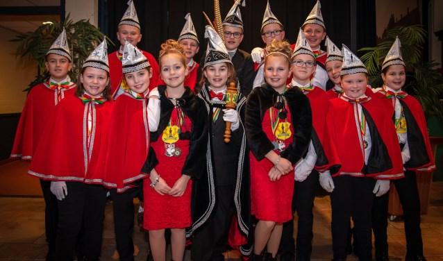 Raad en hof HJC De Krössels. (foto: Patrick van Wolferen)