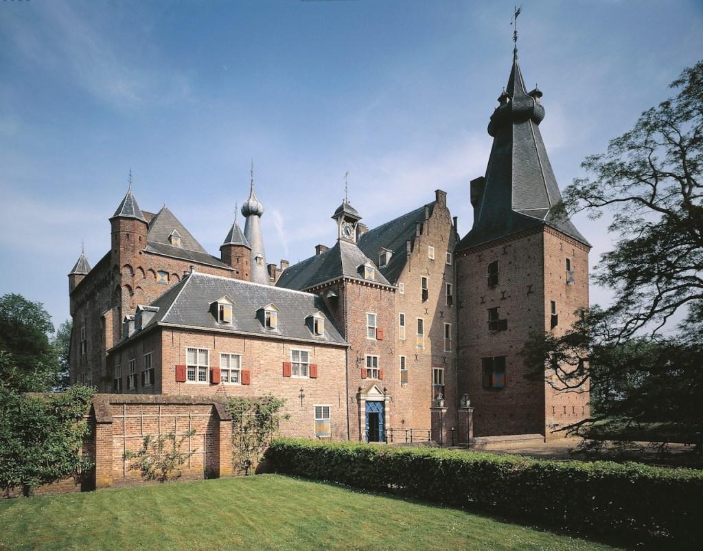Kleinkinderen. (foto: Kasteel Doorwerth) Foto: kasteel Doorwerth © Hét Gemeentenieuws