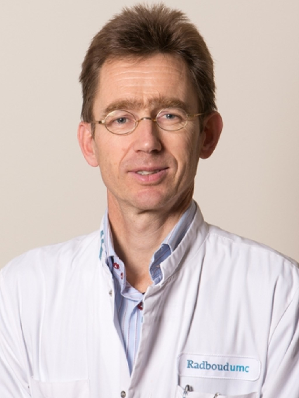 Rrof. dr. M Olde Rikkert. (foto: Radboud universiteit)