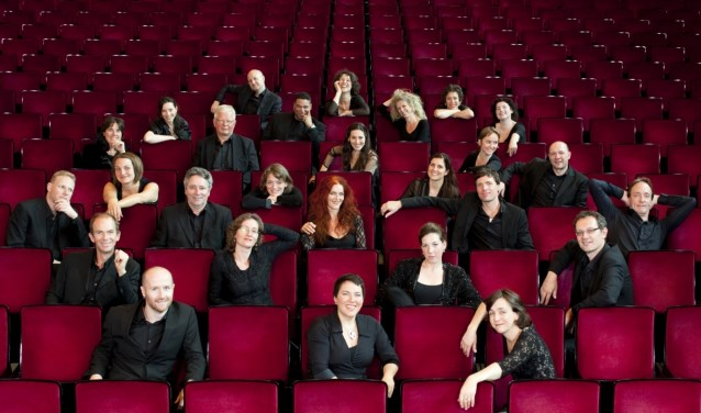 Cappella Amsterdam. (foto: Annelies van der Vegt)