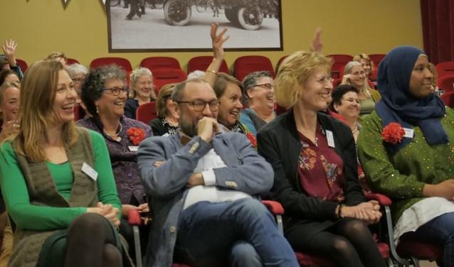 Gasten en sprekers symposium. (foto: Kiektan Videoprofs)