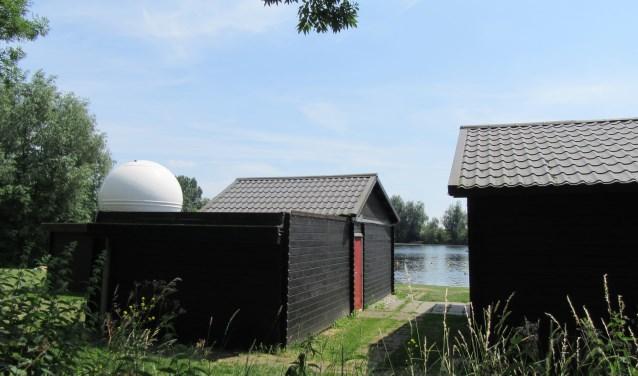 De Sterrenwacht. (foto: Jan Adelaar)