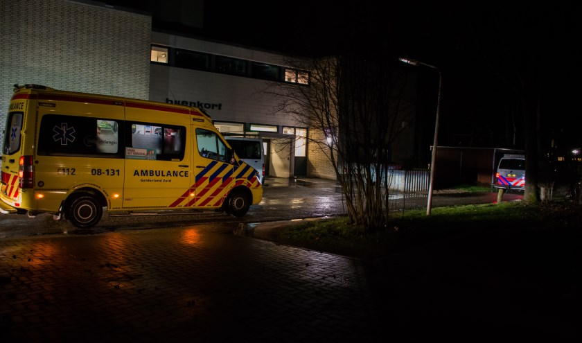 (foto: Waldi Rutten 112 nieuwsgroep )