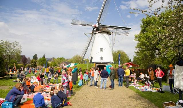 Koningsdag in Elden (foto: Maaike Melchers)