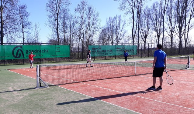 Tennis. (foto: GJB)