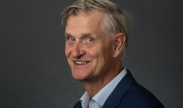 Prof. Ron Wevers. (foto: Peter van der Horst)
