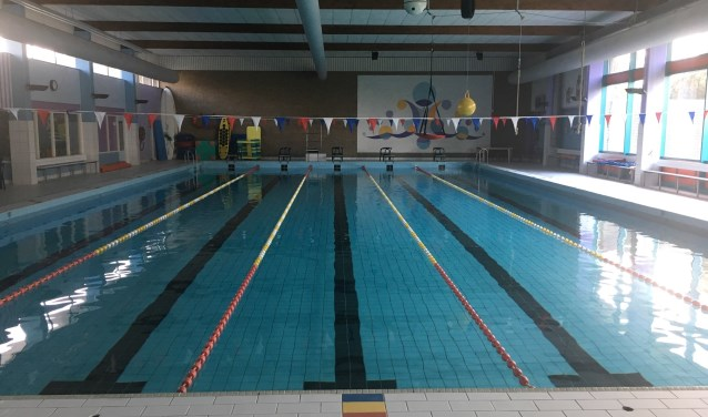 Zwembad. (foto: Inge Hultermans)