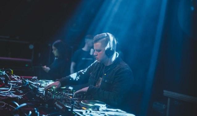 DJ IJskouwd. (foto: archief artiest)