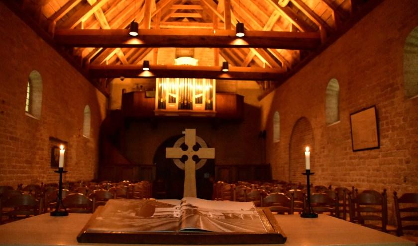 Interieur kerk. (foto: Marion Zwart)