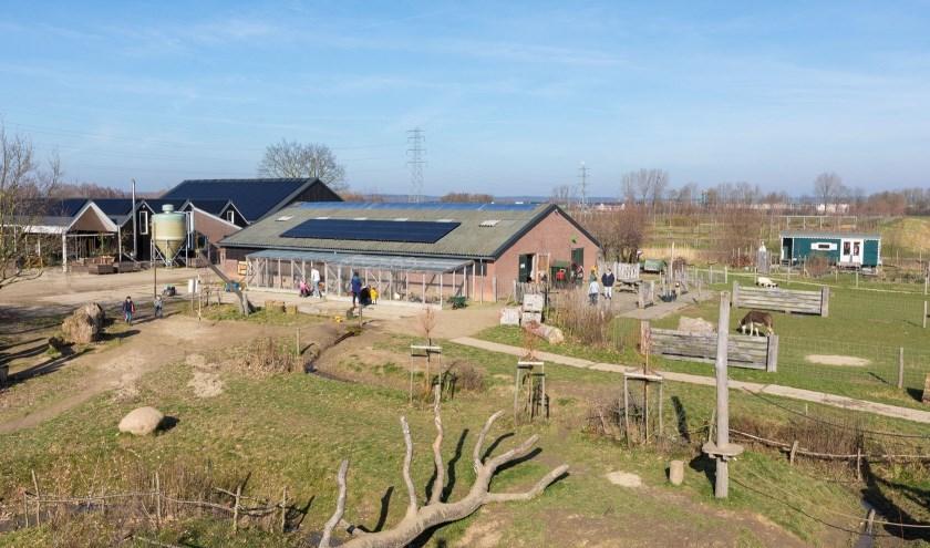 Landerij De Park, uitzicht vanaf de uitkijktoren. (foto: ReversePixels Photography)