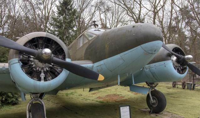 Vliegtuig van Arnhems Oorlogsmuseum