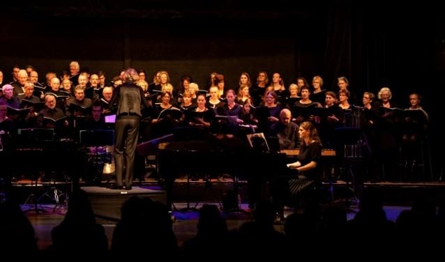Jubileumconcert OKK, uitvoering februari. (foto: Danique Regterschot)