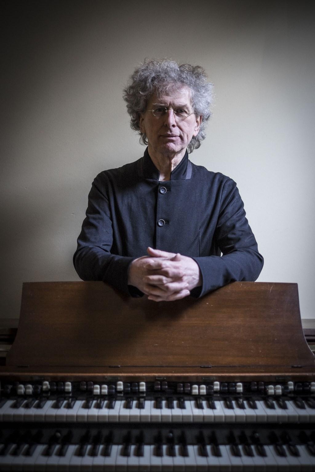 Cor van Wageningen, organist
