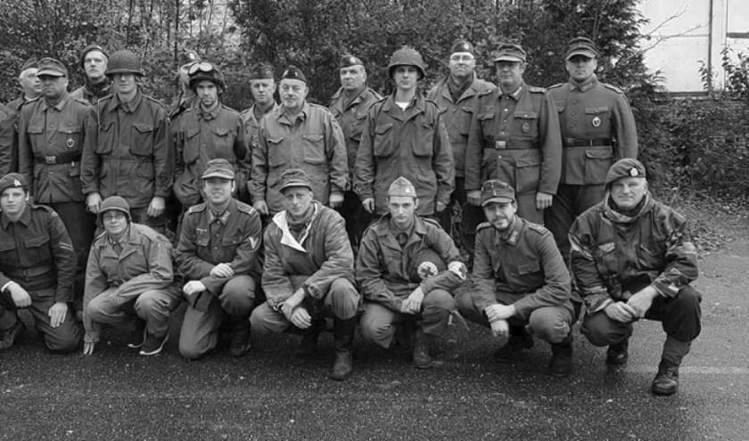 E.T.O.R. 40-45, te zien bij het Arnhems Oorlogsmuseum