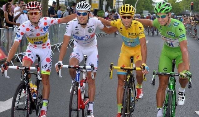Tour de France. (foto: G.H. Meijer)
