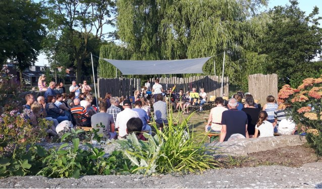 (foto: archief buurtpark 't Groeske)