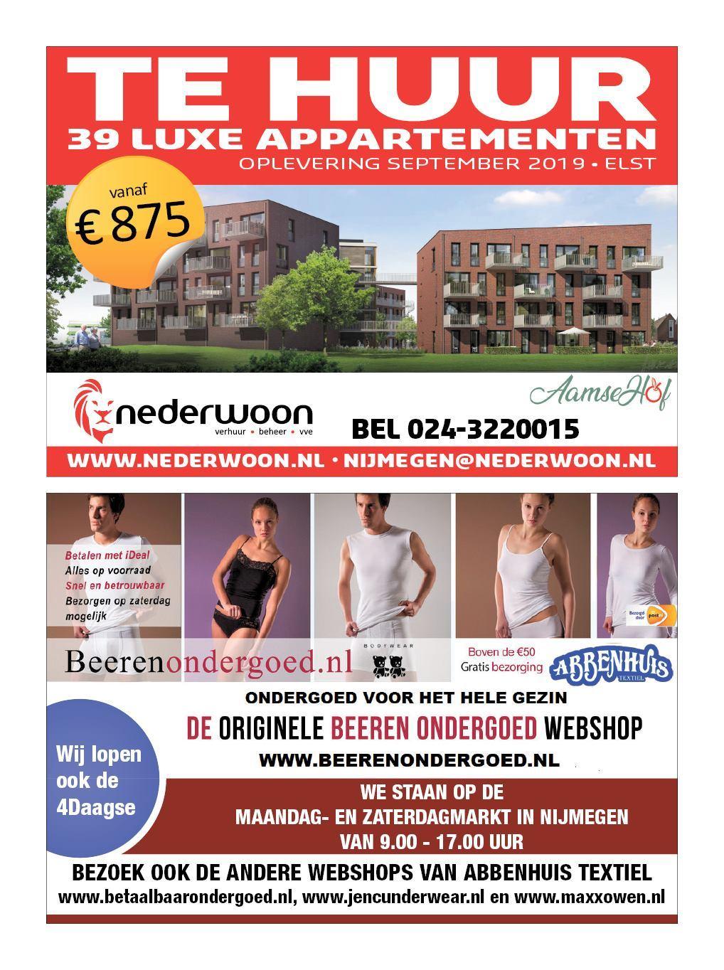 Gn Nijmegen 6 Juli 2019